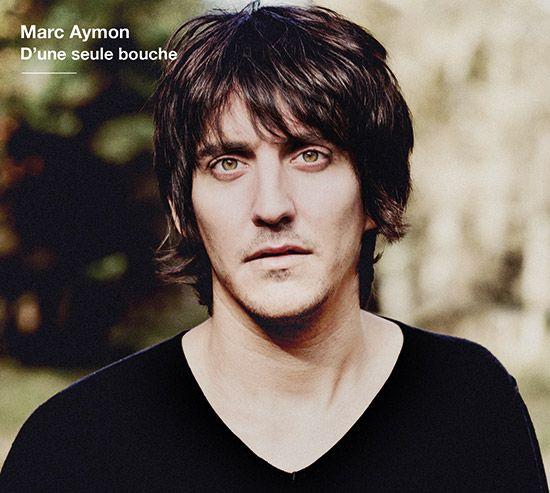 Marc Aymon D'une seule bouche cover