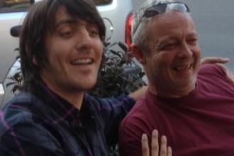 Bertrand et Marc - juillet 2015