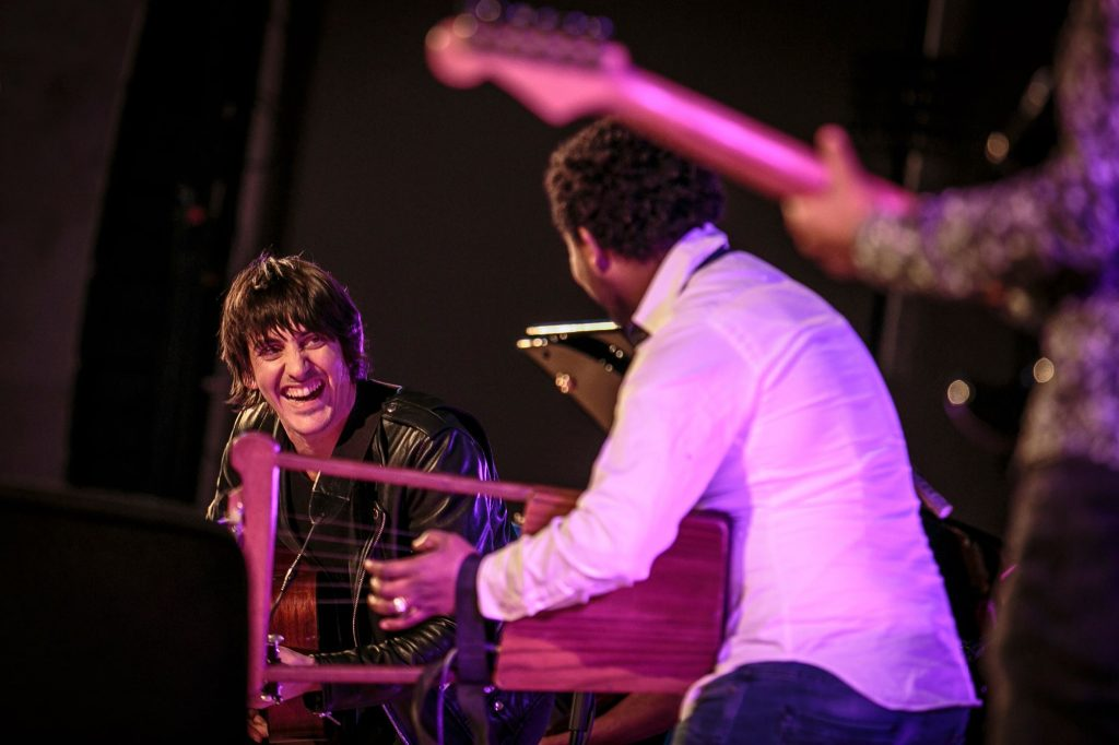 Marc Aymon et Mesob band