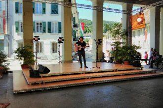 Marc Aymon - Kiosque à musique - RTS 2 - juin 2017