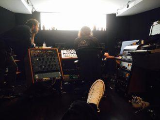 Mastering chez Chab - Marc Aymon - juin 2017